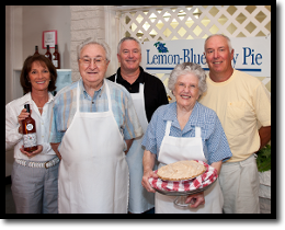 The Buckner family, owners of Rose Hill Restaurant